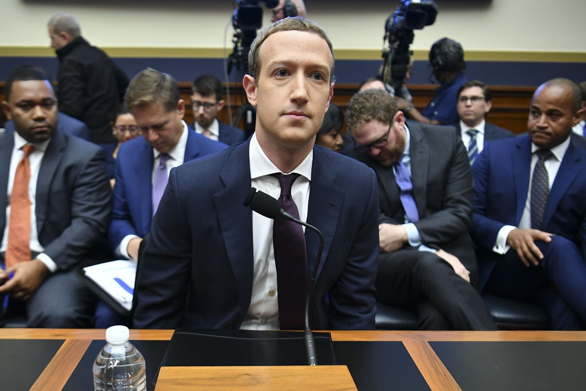 Mark Zuckerberg wants to build a new currency, Libra, for Facebook. Congress  had some questions — and grievances. - Vox