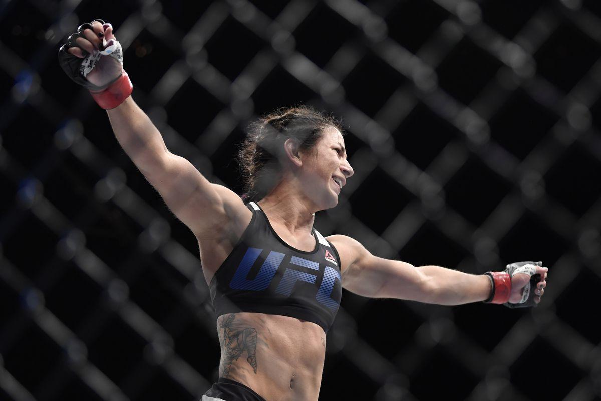 UFC 218 results: Tecia Torres batters, decisions Michelle