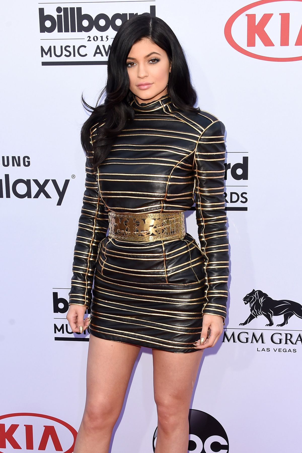 Model Kylie Jenner attends the 2015 Billboard Music Awards at MGM Grand Garden Arena on May 17, 2015 in Las Vegas, Nevada.