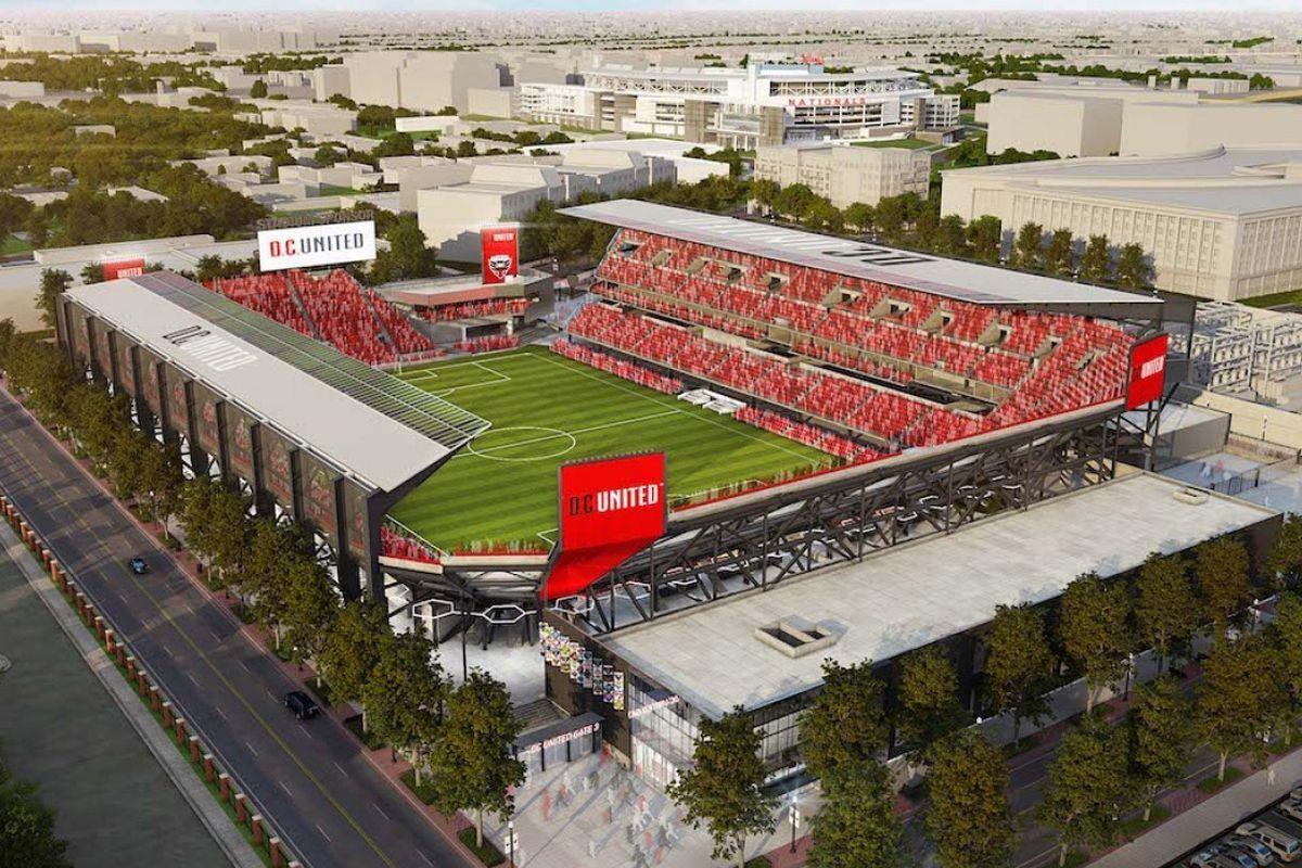 D C United Stadium News Curbed Dc