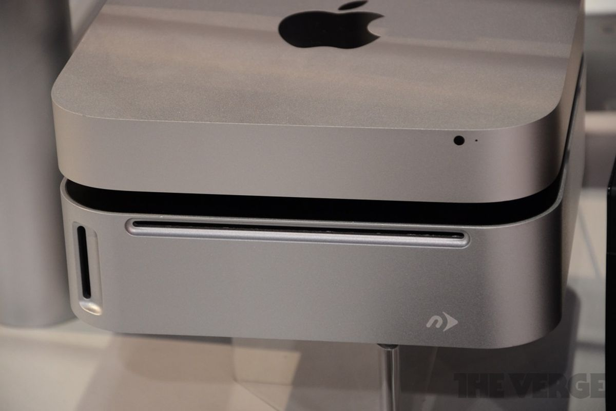 Gallery Photo: Newer Technology miniStack Max hands-on photos