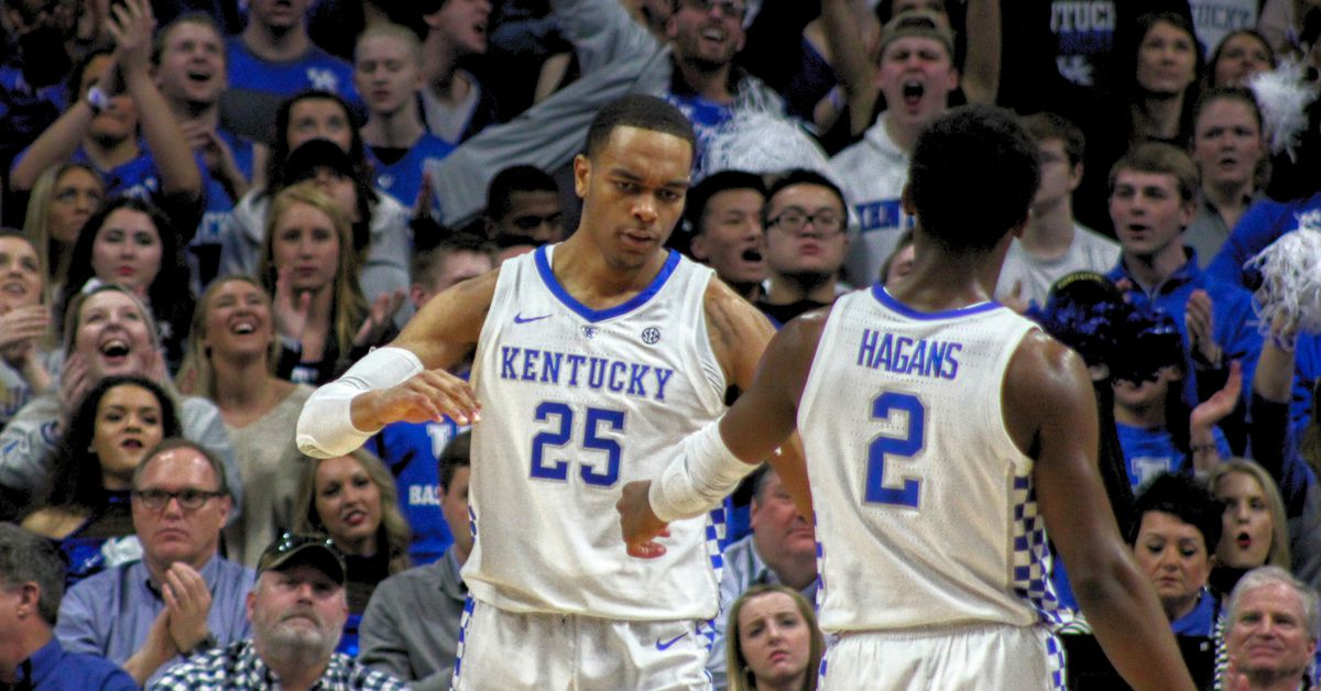 Kentucky Basketball Announces Tv Schedule Game Times And: Kentucky Basketball Vs. Tennessee Volunteers: Game Time
