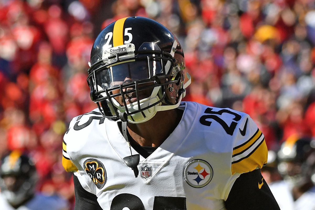sports shoes 107d3 078c4 Steelers Injury Report: Artie Burns leaves practice with non ...