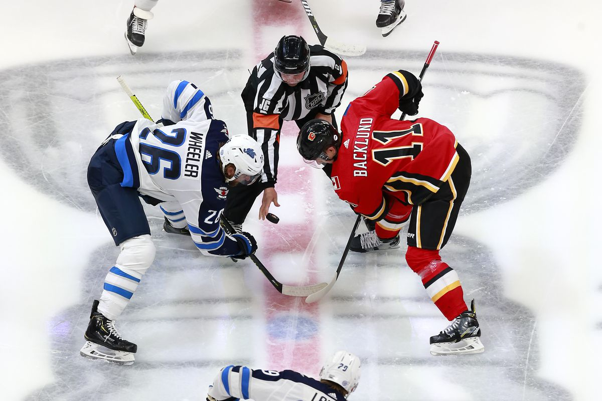 Preview Game 2 Calgary Flames Vs Winnipeg Jets Emotions Will Be High This Afternoon Matchsticks And Gasoline