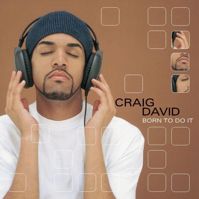 """The """"Born To Do It"""" album cover"""