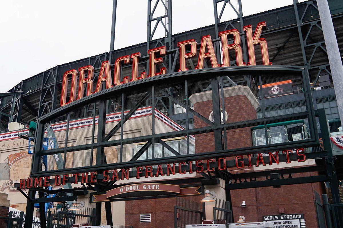 MLB: Spring Training-Oakland Athletics at San Francisco Giants
