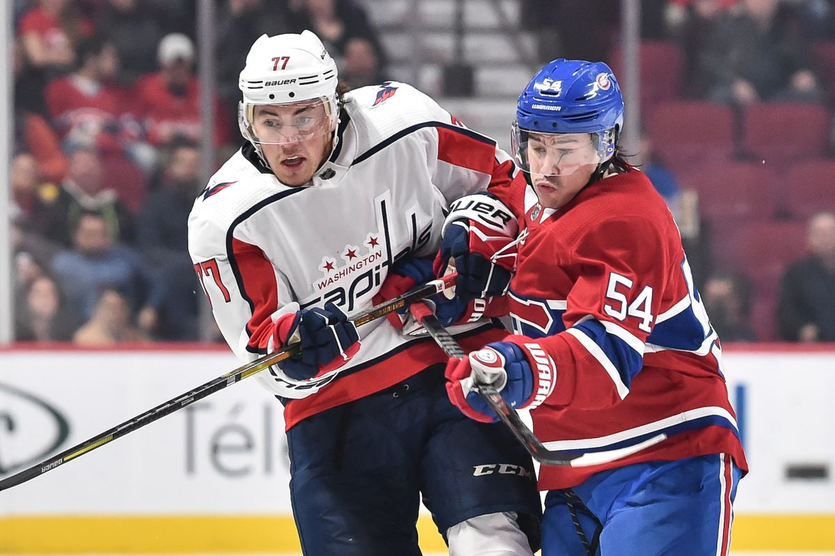 da401f96eab581 Canadiens vs. Capitals: Game thread, rosters, lines, and how to watch
