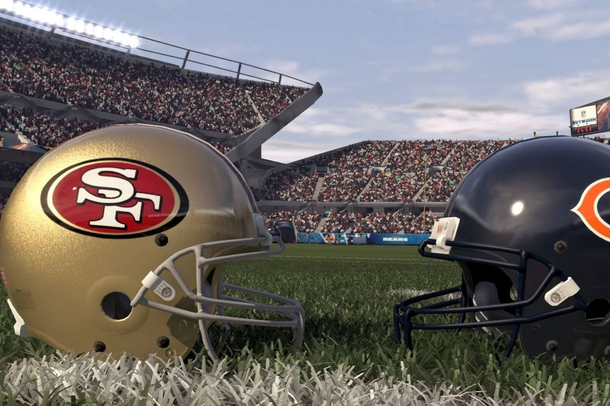 bears.0 Madden18: 49ers-Bears Games simulated