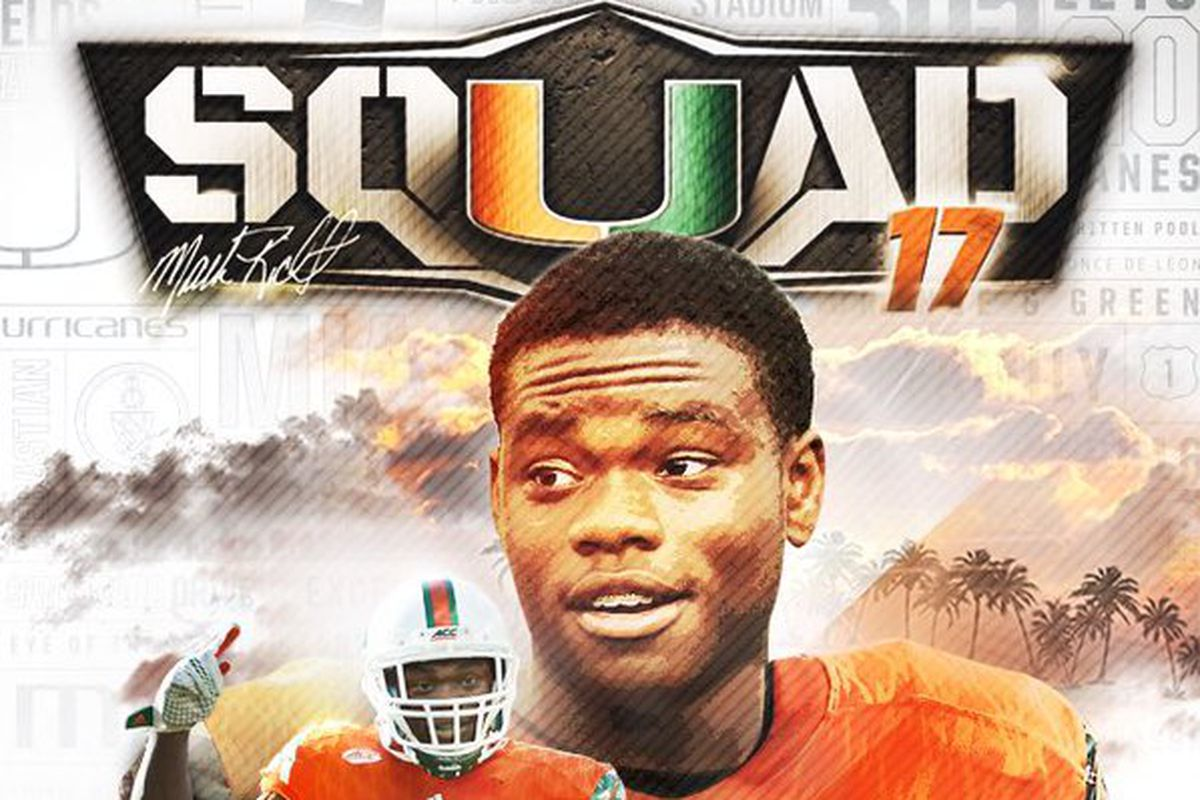 4-star ATH Deejay Dallas (Brunswick, GA) is the latest player to commit to Mark Richt's Hurricanes.