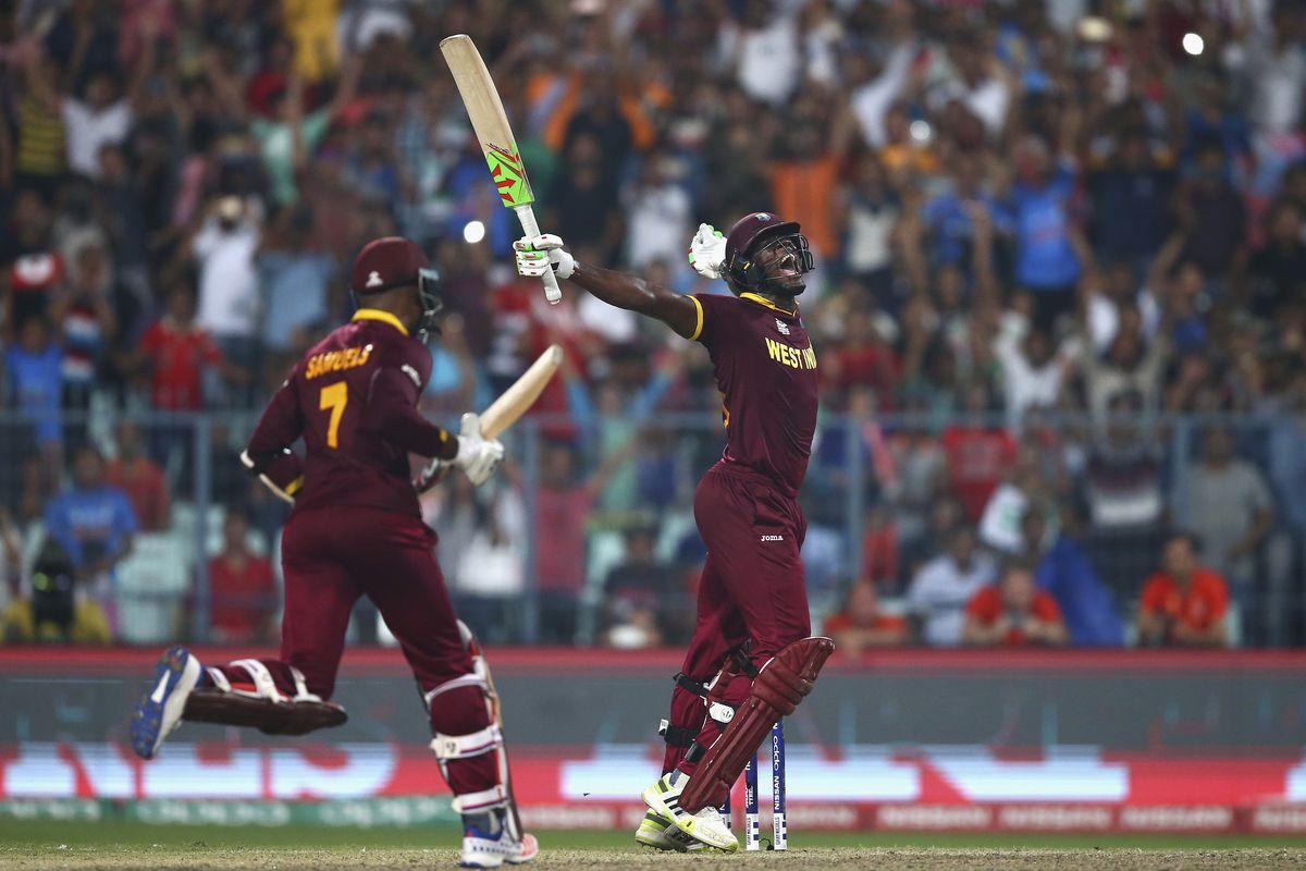 ICC World Twenty20 India 2016: Final - England v West Indies