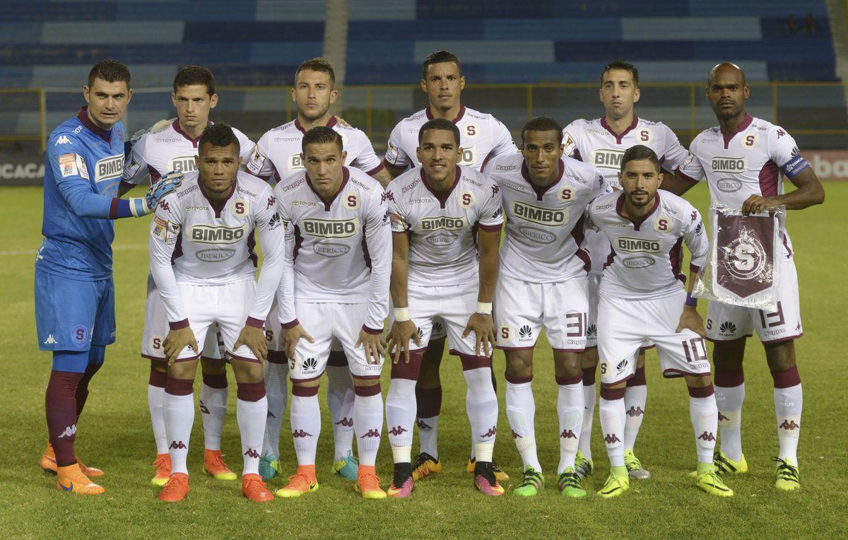 Dragon FC v Saprissa - Scotiabank CONCACAF Champions League 2016/17