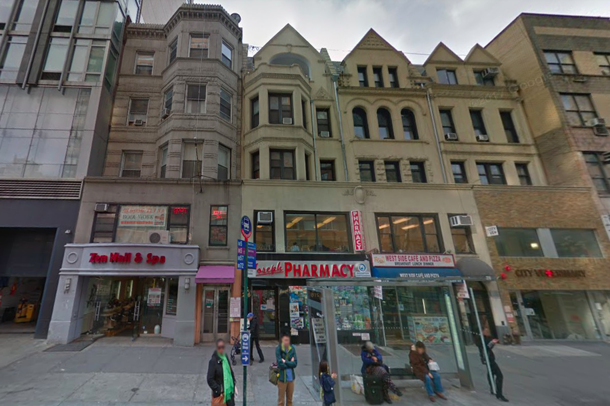 upper west side to get 21 story condo near trader joe 39 s curbed ny. Black Bedroom Furniture Sets. Home Design Ideas