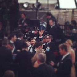 Spot tiny Ryan Seacrest?