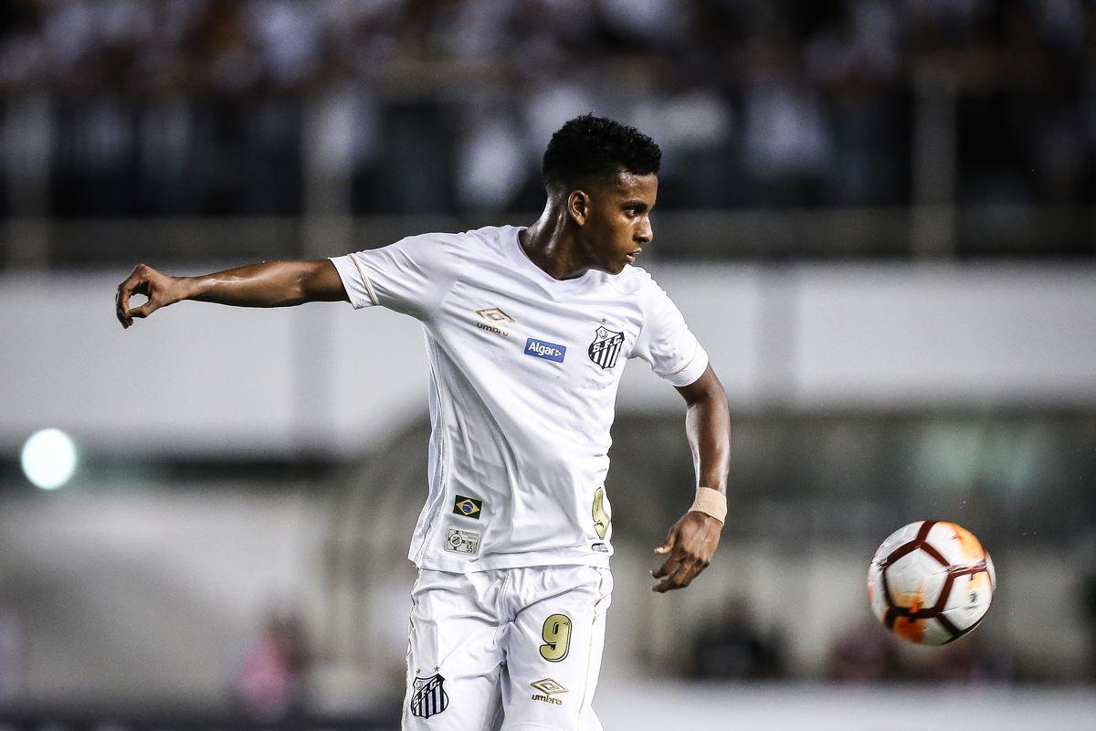 c7aebe8283cae Santos FC president praises Real Madrid over Rodrygo transfer ...