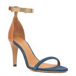 "Isabel Marant <a href=""http://www.forwardbyelysewalker.com/fw/DisplayProduct.jsp?code=ISAB-WZ39&d=Womens"">heels</a>: ""Simple, sleek, seductive—and majorly wearable."""