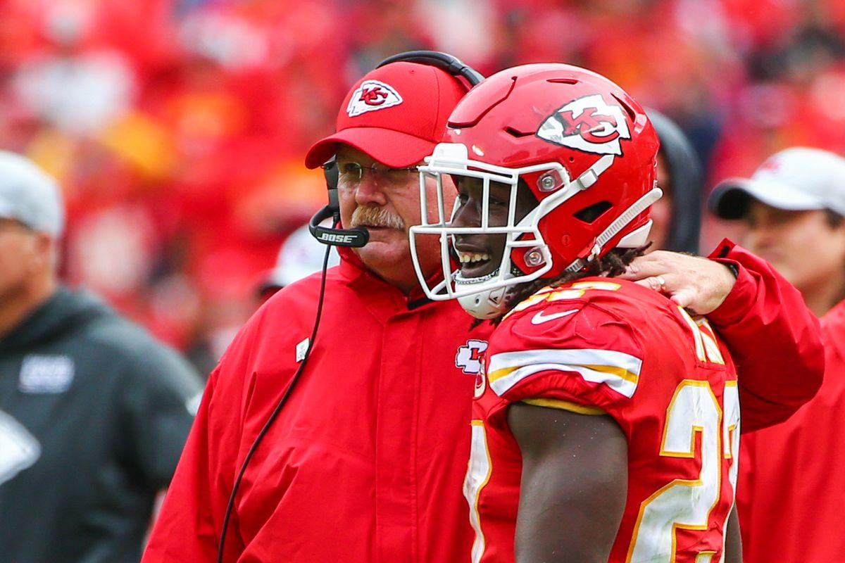 NFL: Jacksonville Jaguars at Kansas City Chiefs