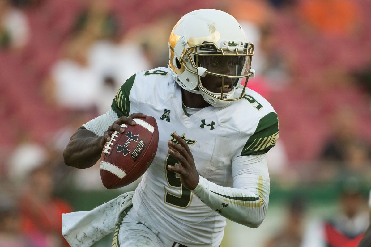 Image result for quinton flowers usf