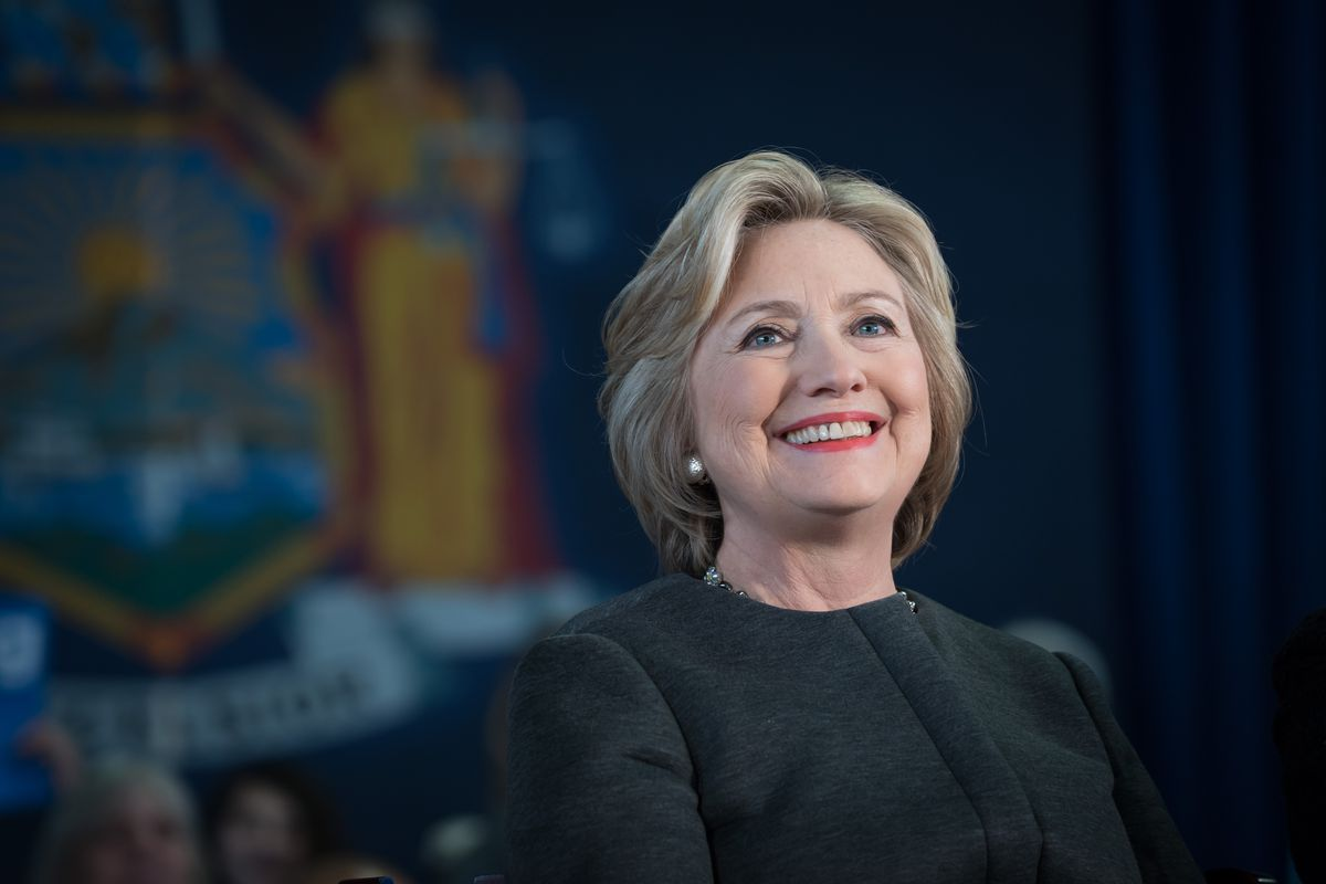 hillary rodham clinton is coming to code recode