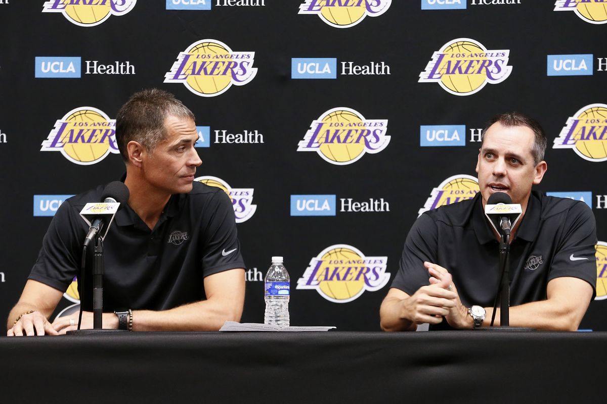 2019-20 Los Angeles Lakers Media Day