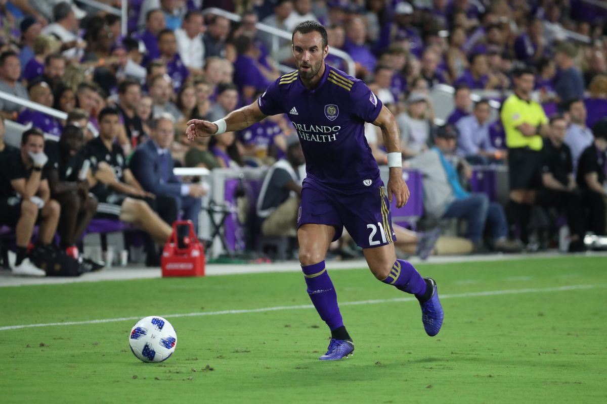 MLS: Seattle Sounders at Orlando City SC