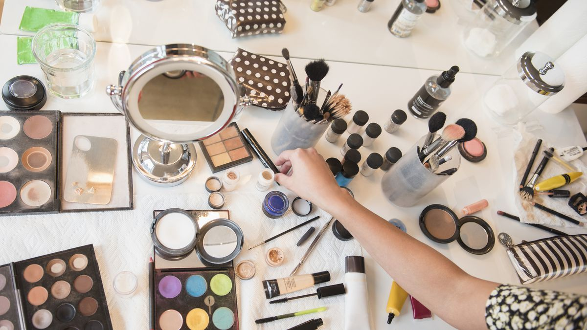 Inside the Minds (and Vanities) of Self-Proclaimed Makeup