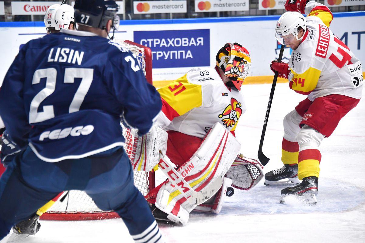 Kontinental Hockey League: Admiral Vladivostok vs Jokerit Helsinki