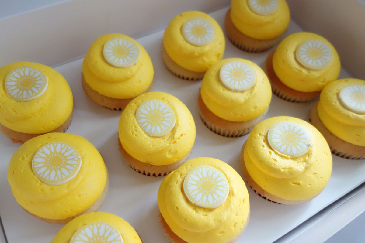Image courtesy of Georgetown Cupcake