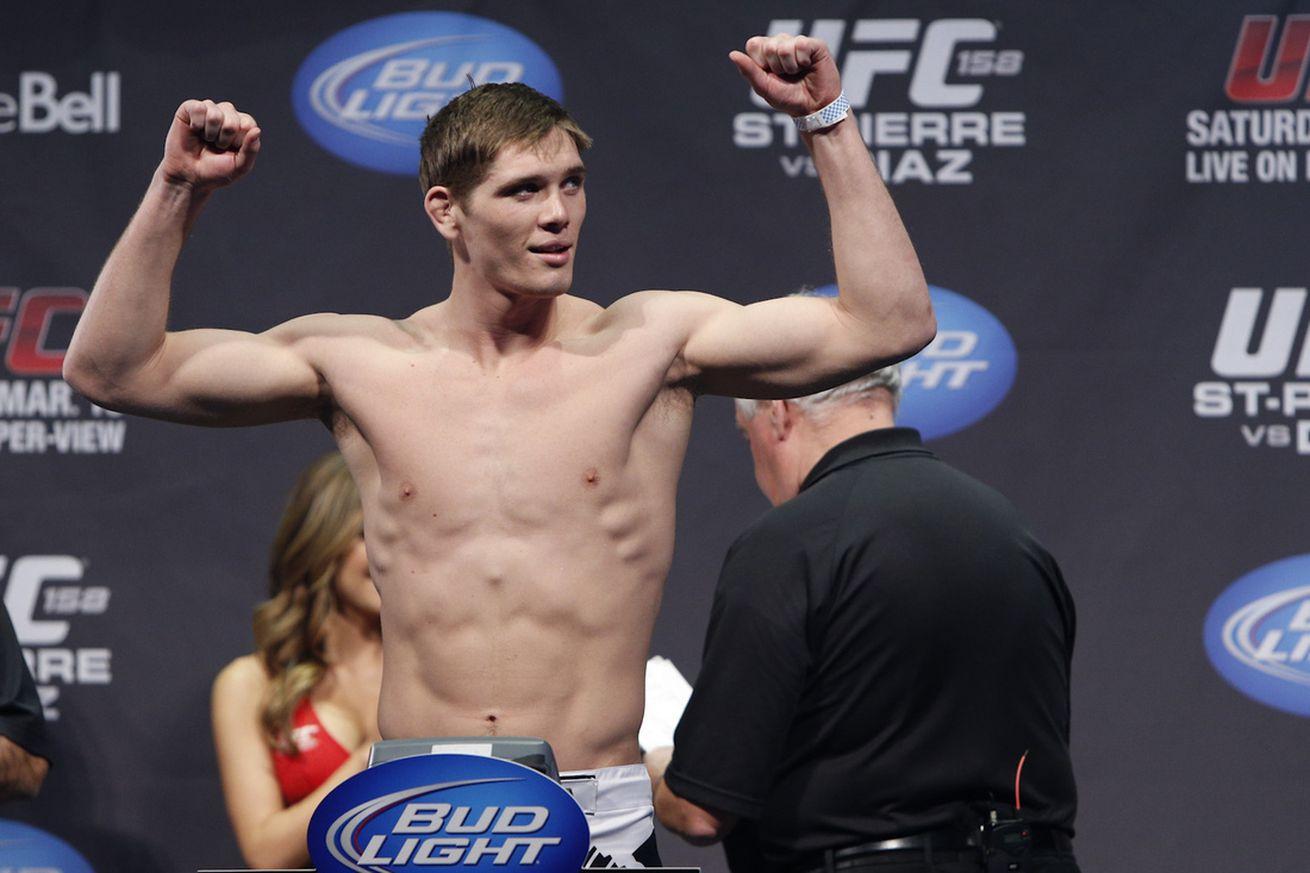 Jordan Mein vs. Belal Muhammad added to UFC 213