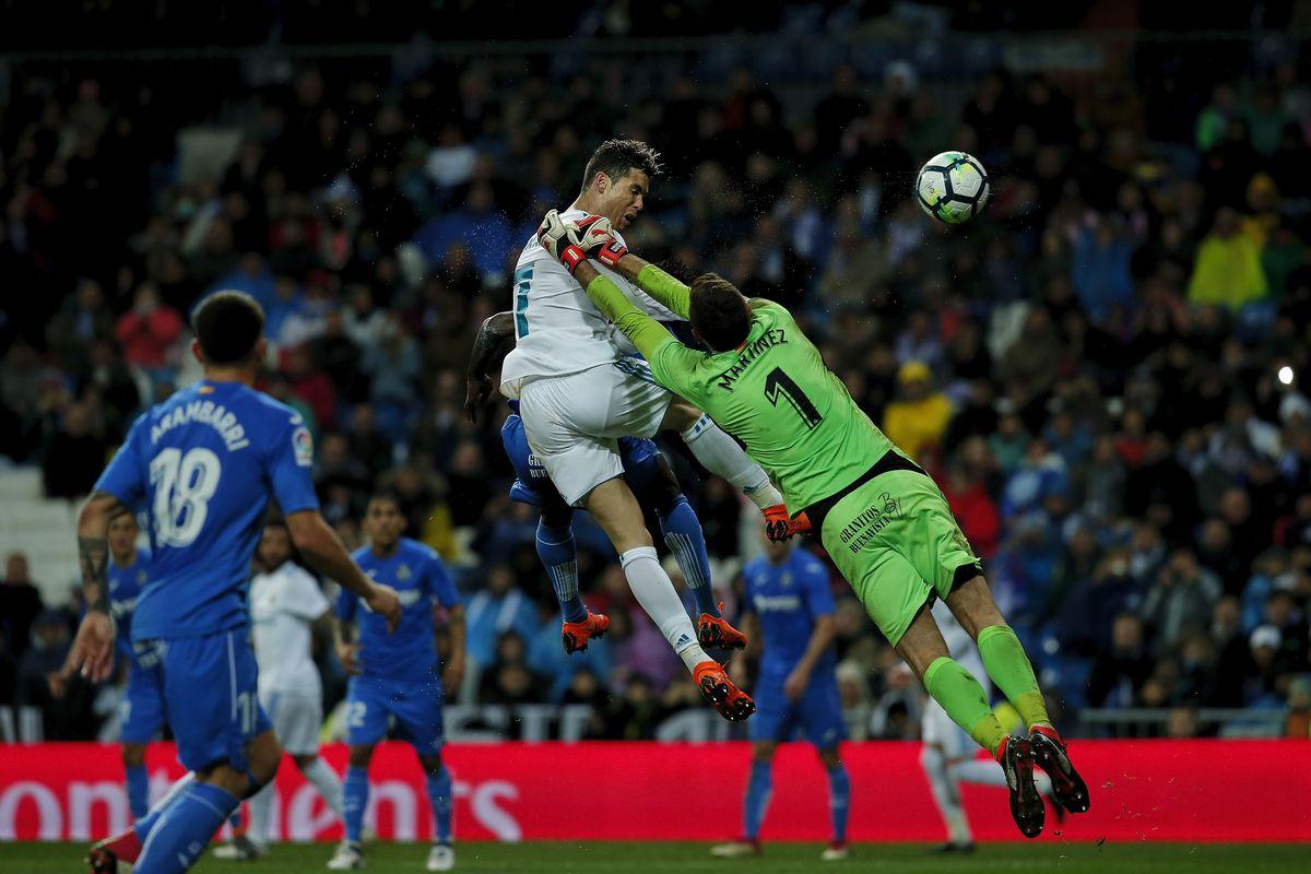 Getafe Real Madrid 0 3: Player Ratings: Real Madrid 3