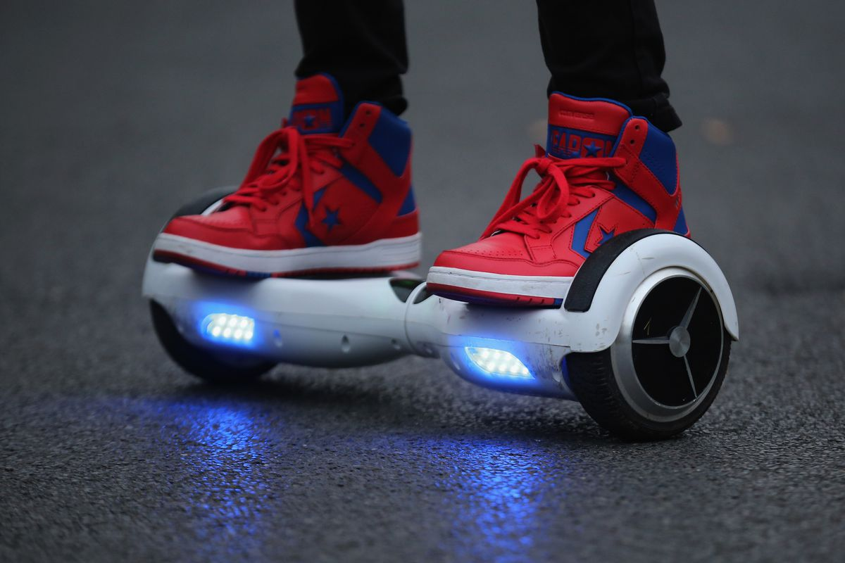 CPS Confirms Hoverboards Are Illegal To Ride On The Pavement And The Road