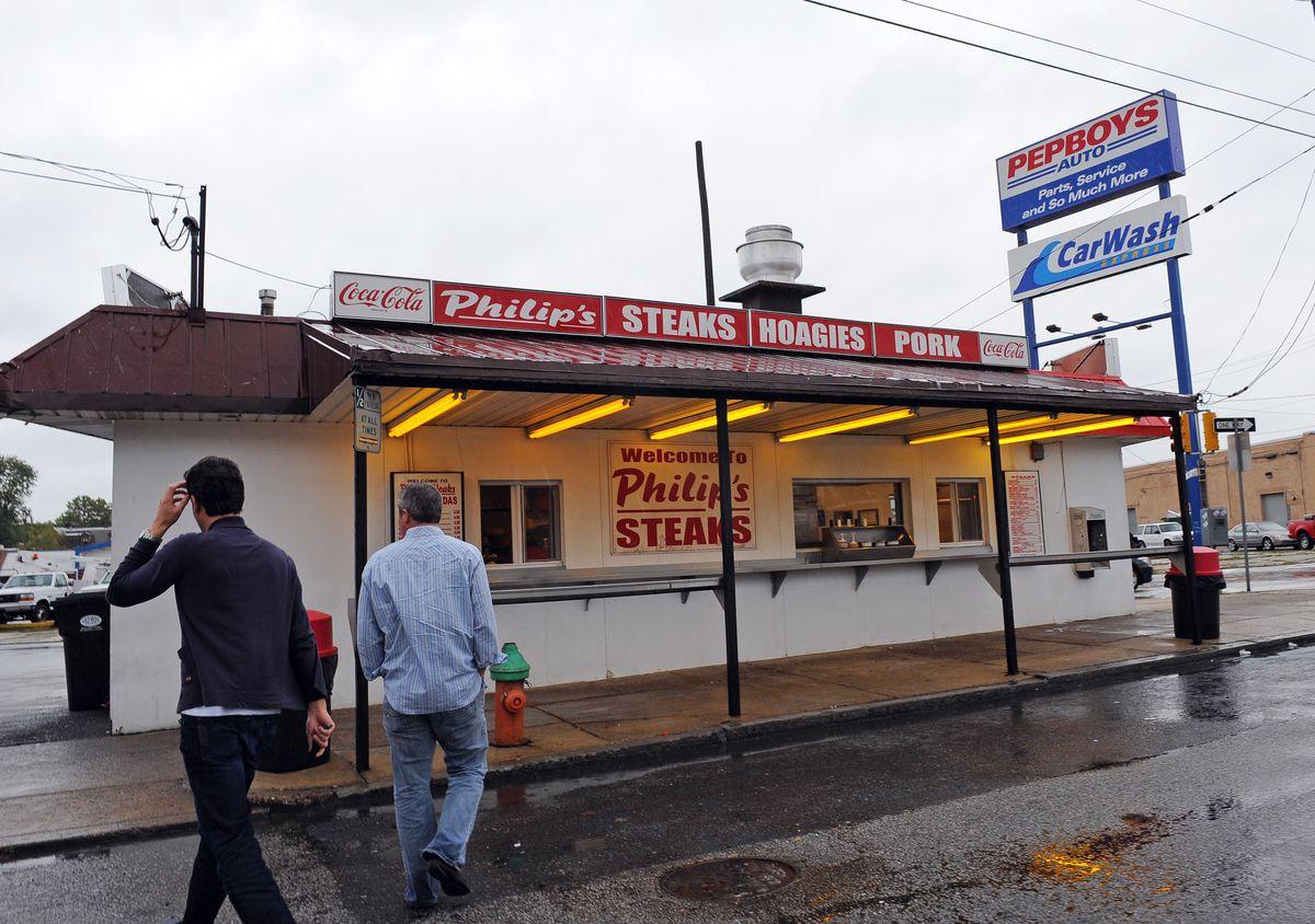 Philadelphia Cheese Steaks