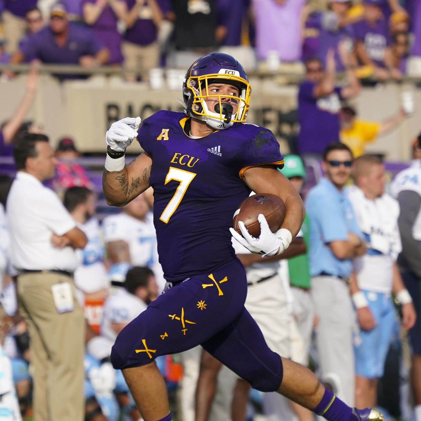 outlet store ed0e7 43ad1 NC State Football Sets Tentative Match-up with East Carolina ...