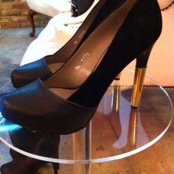 Killer shoe line Maiyet at Mona Moore.