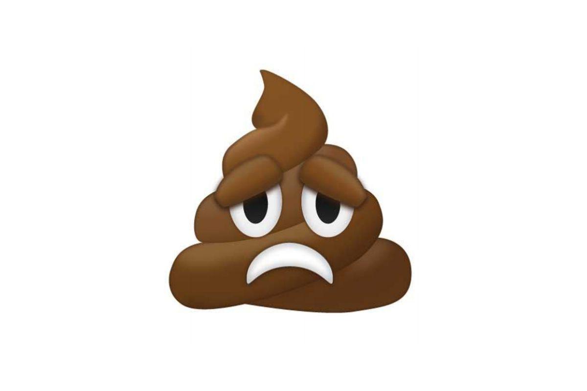 Frowning poo emoji proposal