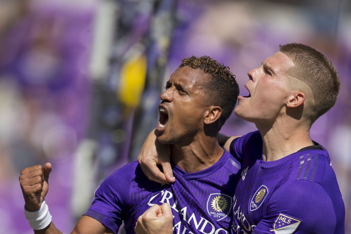 SOCCER: MAY 19 MLS - FC Cincinnati at Orlando City SC