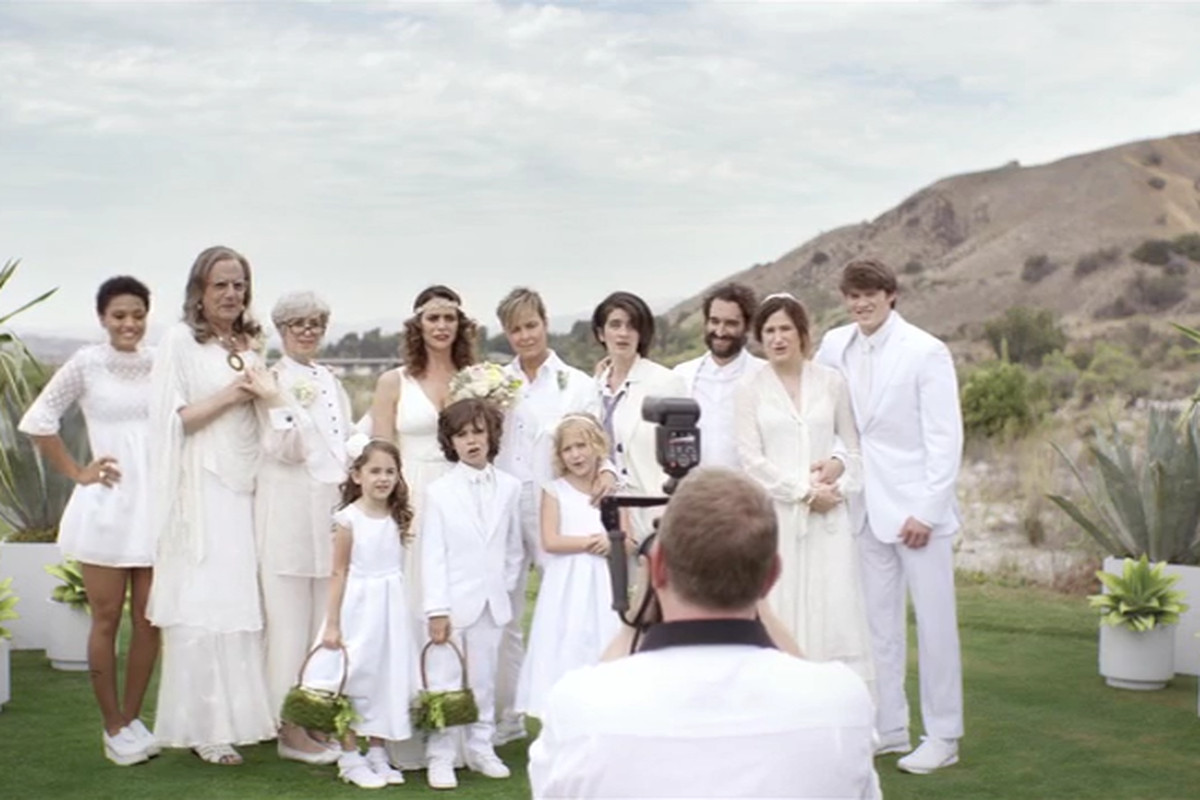 The Pfeffermans are back in a gorgeous opening shot that shows how good season two of Transparent will be.