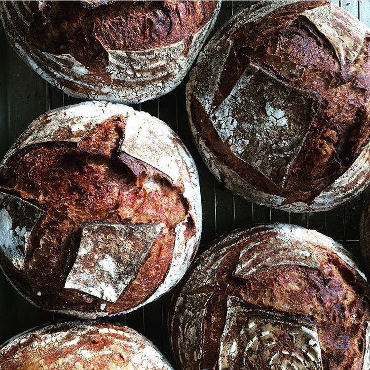 Dai Due's breads