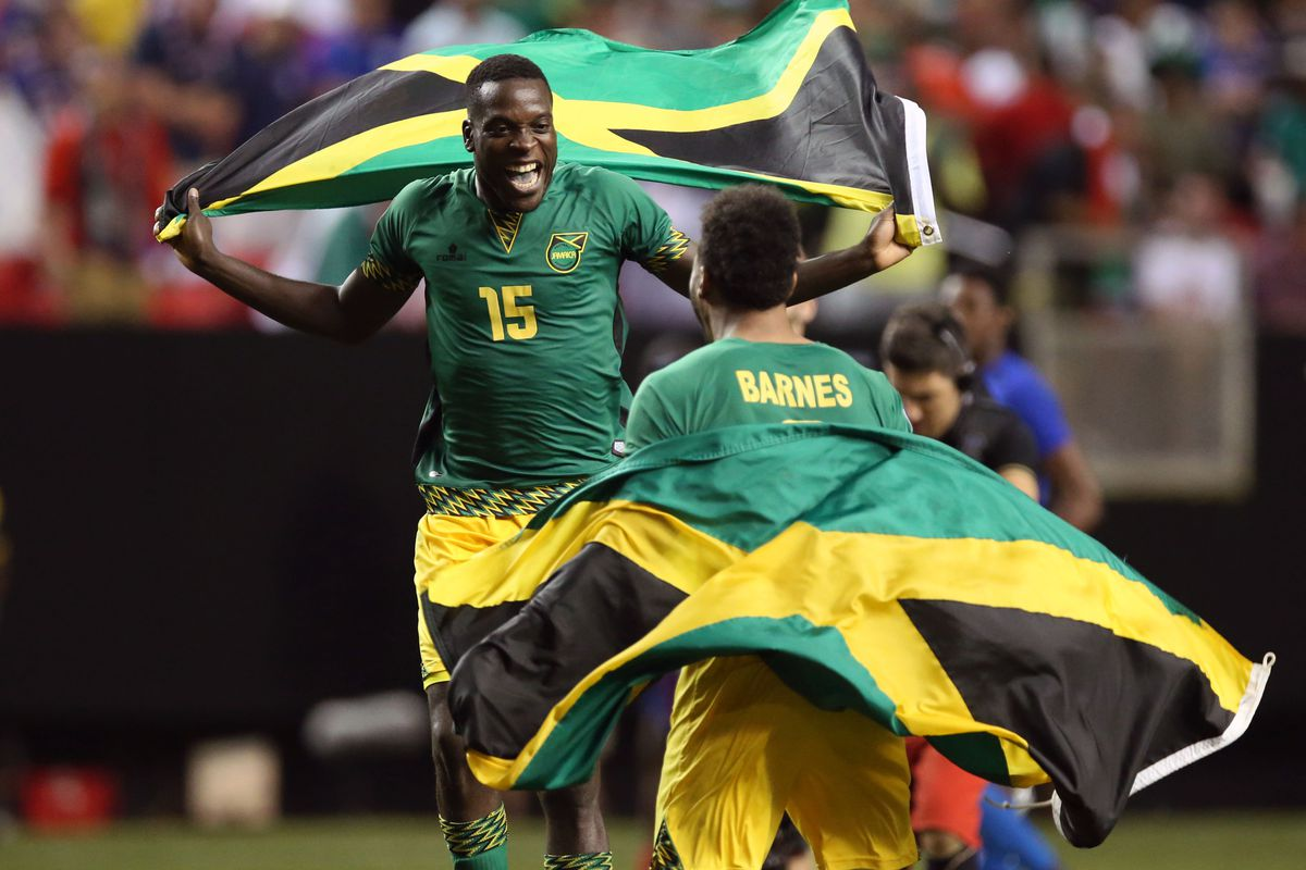 Soccer: Gold Cup- Jamaica vs USA