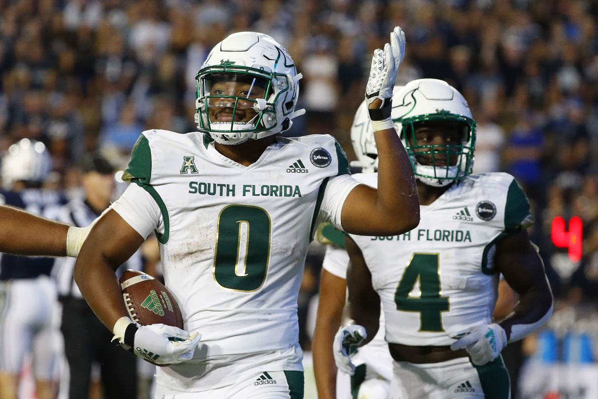 NCAA Football: South Florida at Brigham Young