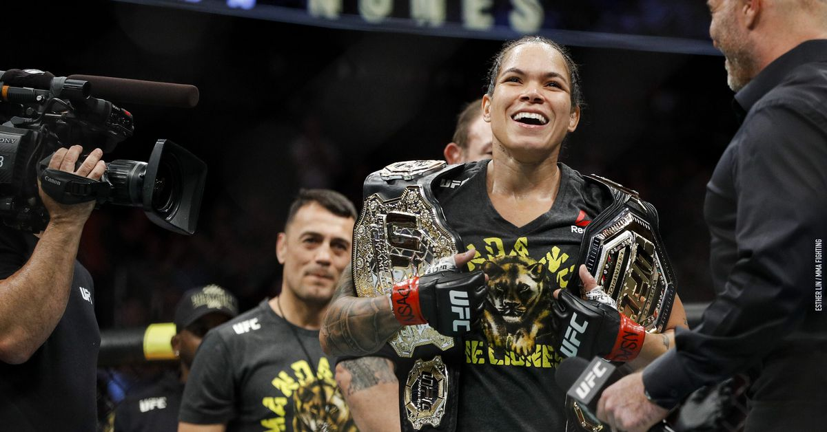 Amanda Nunes targets UFC 250 for first featherweight title defense