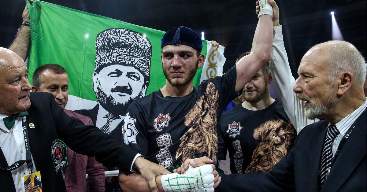 Top Rank signs light heavyweight contender Umar Salamov, eyes summer debut