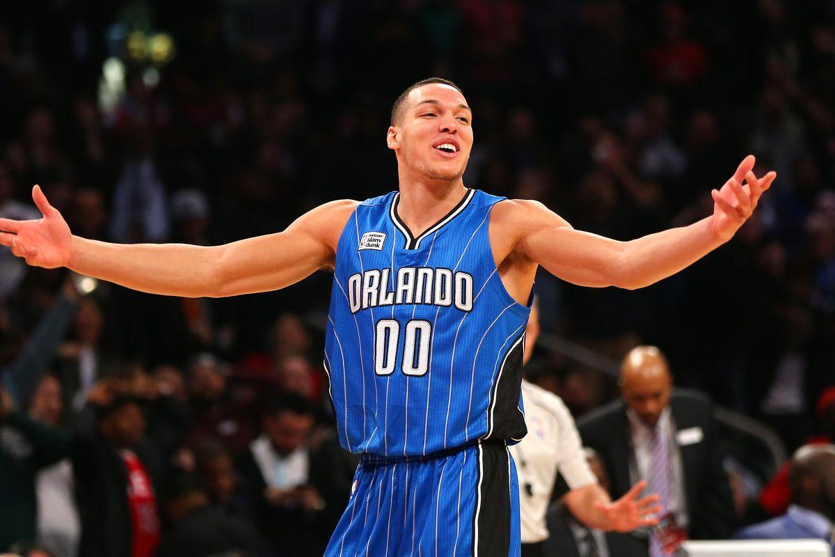 6813ffc9fa0 NBA Free Agency  Aaron Gordon agrees to re-sign with Orlando Magic ...