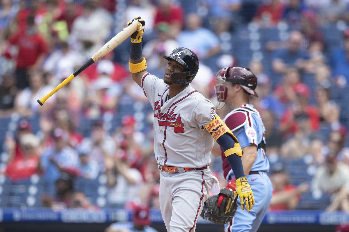 Atlanta Braves v Philadelphia Phillies