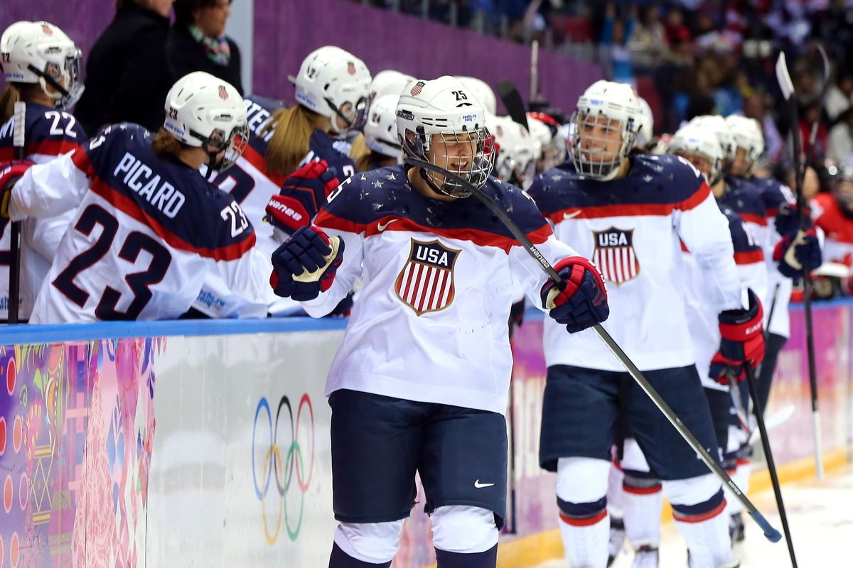 eab4a3b8c How to watch women s ice hockey at the Winter Olympics  A guide to  understanding and appreciating the sport