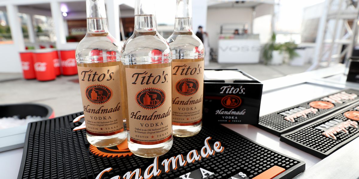 Tito's Forced to Repeatedly Tell Customers They Can't Use Vodka as Hand Sanitizer