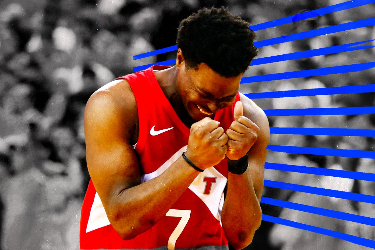 Lowry.0 - I've come to praise Kyle Lowry, not to slander him