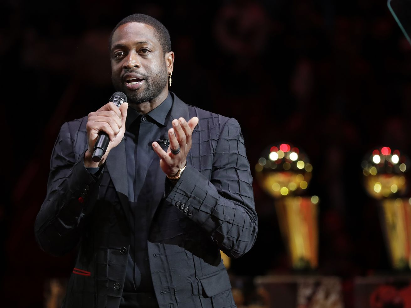 Former NBA champion and All-Star Dwyane Wade has become a member of the Utah Jazz ownership group.