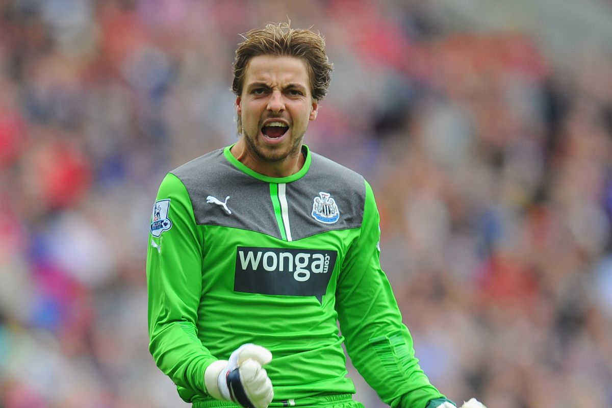 Krul and the defense came up big in Cardiff