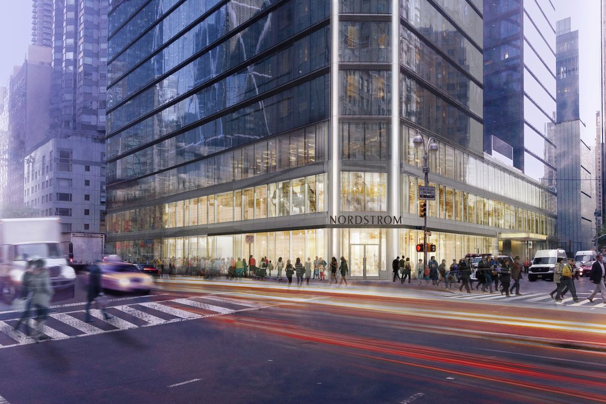 11ec9b1a Nordstrom's NYC men's store will debut in 2018, ahead of Central ...