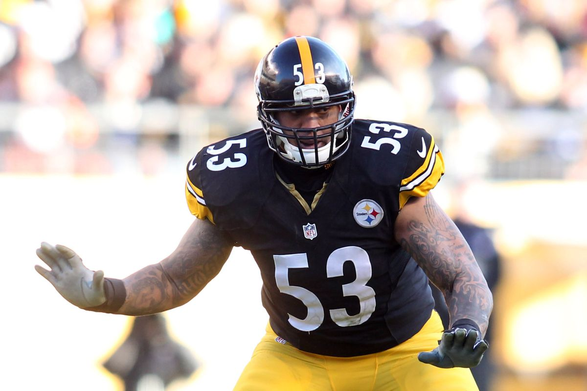 Maurkice Pouncey injury Steelers center carted off with knee